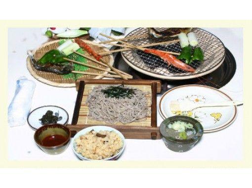 【山梨・甲府】昇仙峡でそば打ち体験&お食事プラン