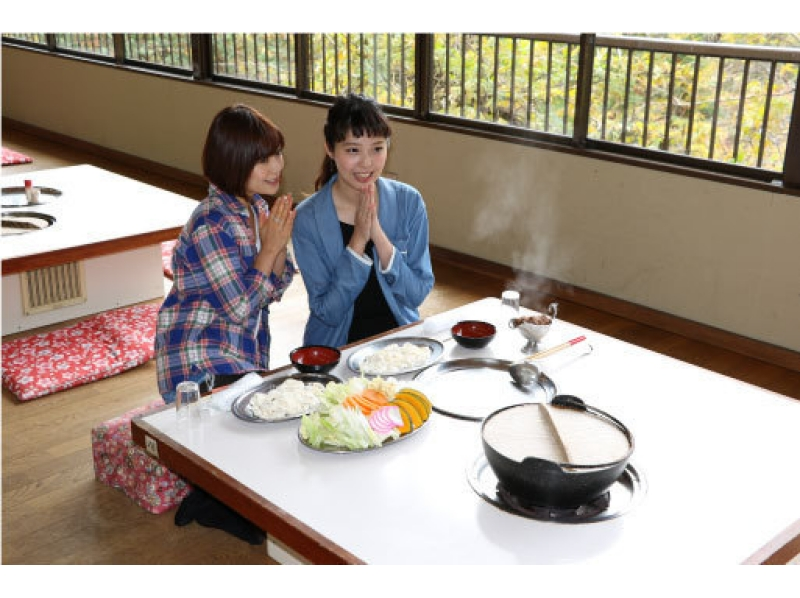 【山梨・甲府】昇仙峡で「そば打ち体験&お食事プラン」♪の紹介画像