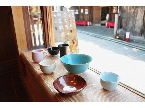 【京都・東山】清水寺~徒歩6分!京情緒たっぷりの人気スポットで、20分間のお手軽ろくろ体験 の紹介画像