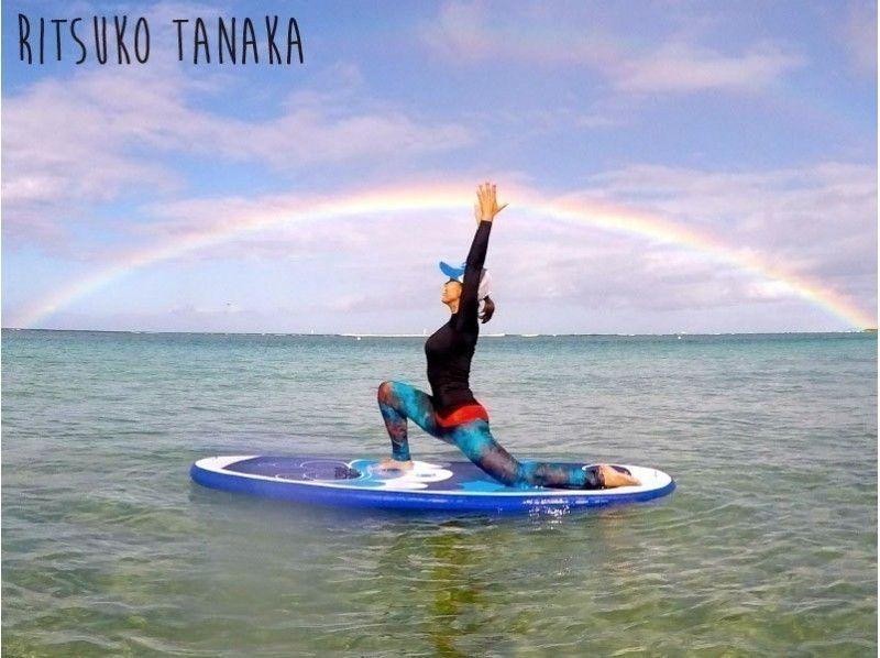 【滋賀・琵琶湖・SUPヨガ・10月7日(土)】田中 律子先生とSUP Yogaしよう!!の紹介画像