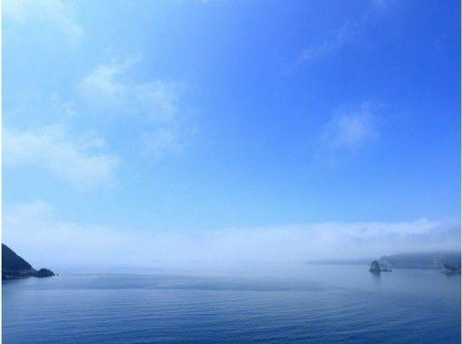 【経験者のみ】間越の海を満喫!シーカヤックレンタル(1人乗り)