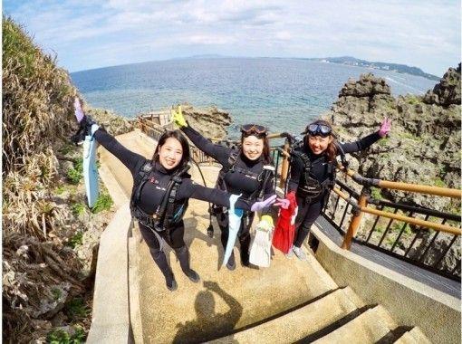 【沖縄・ダイビングライセンス】PADIスクーバダイバー!沖縄最安値に挑戦!沖縄人ガイド♪