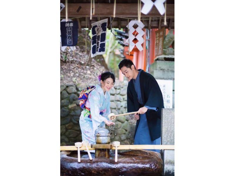 【Kyoto · Kiyomizu Temple Kimono rental】 京 菓 菓子 付 ♪ ♪ Kimono rental · Yukata rental Introduction of the Random Plan Introduction image