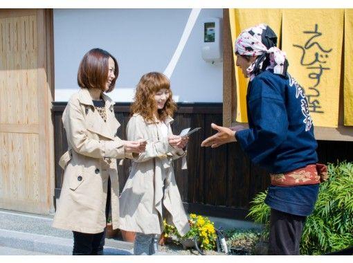 【岡山・倉敷】2名以上でお得!お気軽に美観地区を巡る!人力車で粋な観光ガイドツアー(30分貸切コース)
