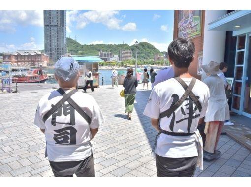 【福岡・北九州市】2名以上でお得☆じっくり門司港を巡る★人力車で観光ガイドツアー(60分貸切コース)