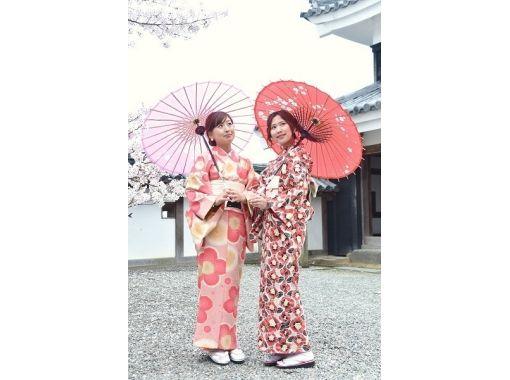 【島根・松江】着物レンタルプラン・貸出~17:00まで着られる ♪
