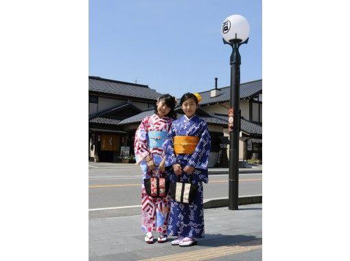 【櫪木/日光】2021秋冬特輯/空手來訪OK!離車站5分鐘!和服租賃(標準方案)の紹介画像