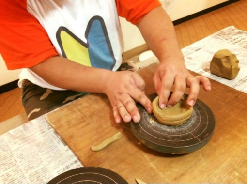 [Nagasaki/ Omura] Recommended for beginners! Hand pottery experience (120 minutes)の紹介画像