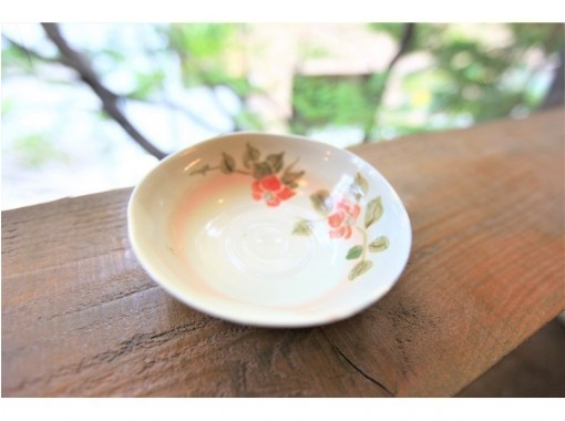[Tokyo Aoyama] Painting ceramic art experience that you can choose from 6 items ☆ Fun sense up ♪の紹介画像