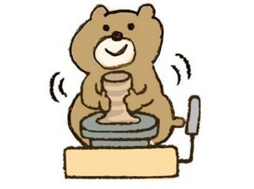 【名古屋栄】挑戦派?癒し派?アート派?手回しロクロで陶芸トリップ♪陶芸一日体験☆の紹介画像