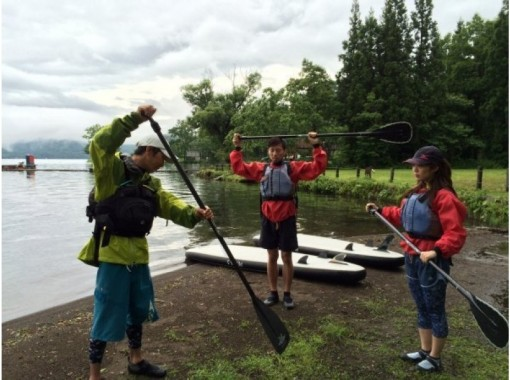 【Hiroshima / Hiroshima-shi / SUP】 SUP experience cruise for beginners with a pleasant mottoの紹介画像