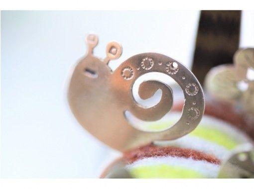 【東京銀座】彫金で作るシルバーペンダント体験☆創る+使う=こだわりhappy生活♪の紹介画像