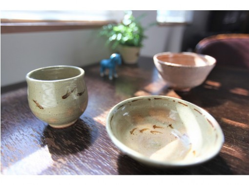 [Tokyo Ginza] Challenger? Healing group? Art school? Ceramic art trip with hand-cranked potter's wheel ♪ Ceramic art one day experience ☆の紹介画像