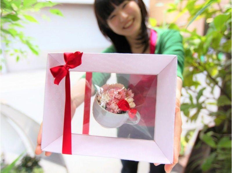 【東京☆新橋駅歩5分  陶芸手びねりギフトコース】ありがとうのプレゼントを贈ろう!1回集中コース☆の紹介画像