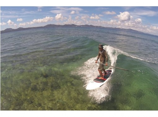 【Hiroshima City · SUP Surfing】 Lecture on the basics of WAVESUP Leave it to beginners to advanced expertsの紹介画像