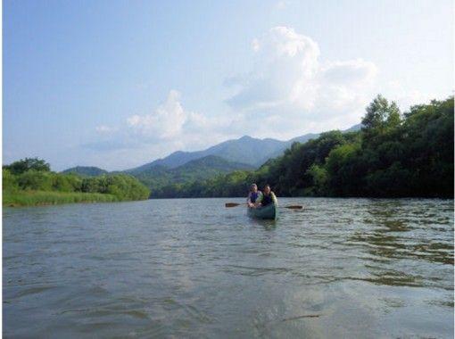 【北海道・富良野】カヌーで川下り(貸切ツアー)の紹介画像