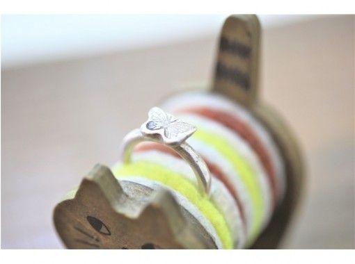【福岡天神】銀粘土で作るシルバーリング体験☆毎日に気持ちいいを♪の紹介画像
