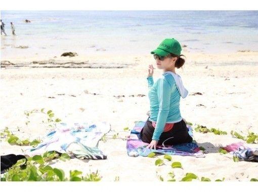 【沖縄・石垣島】美ら海風にそよがれて ♪ ビーチヨガ体験