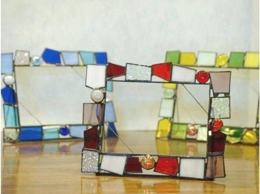 【愛知・南知多】ガラスでいろいろ作れる「ステンドグラスプラン」はんだごて使用!