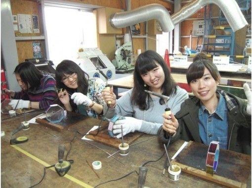 【愛知・南知多】ガラスでいろいろ作れる「ステンドグラス」プラン