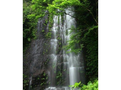 【三重・名張市】滝に打たれて自分をみがく「ECOツアー」16才から参加できます!の紹介画像