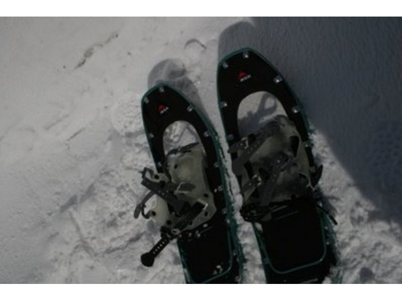 [Hokkaido, Sapporo] snowshoe leisurely 1-day course Hakkenzan walking (guide accompany) Introduction image