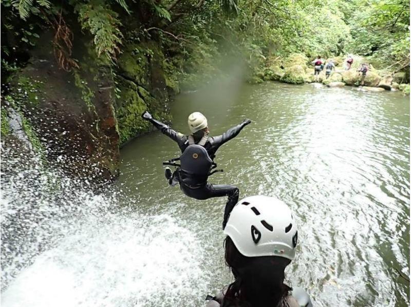 【沖縄・西表島】SUP&キャニオニング!西表島の大自然を満喫できるツアー!写真・ランチ付きの紹介画像
