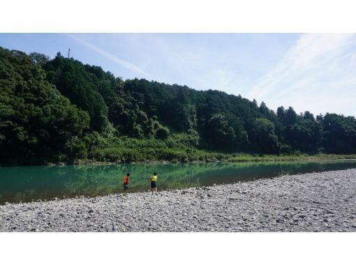 【三重・伊勢】宮川「野原公園」(滞在型)カヌー・カヤック体験ツアー