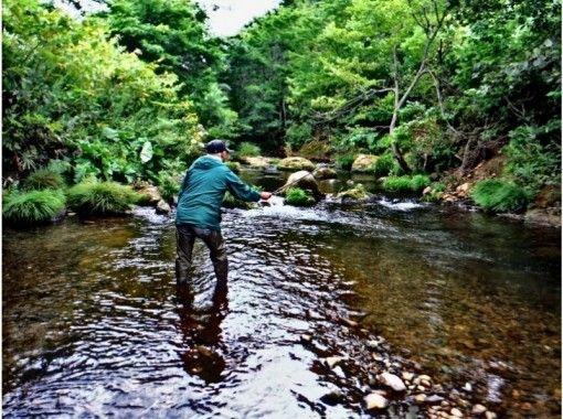【北海道・黒松内町】手ぶらで渓流釣り体験