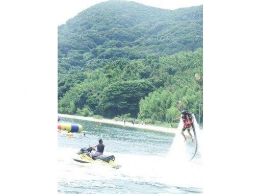 【福岡・行橋】長井浜公園で遊ぼう♪ 大注目のジェットパック体験(初回体験・40分コース)