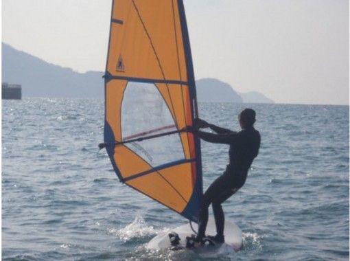 【和歌山・浜の宮】ウィンドサーフィンスクール(レベルアップクラス)