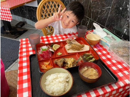 [提供地區通用優惠券/新的電暈對策] [當天預約OK]甚至初學者也可以從小孩子輕鬆享受的輕鬆釣魚の紹介画像