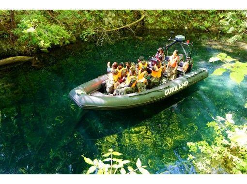 十和田湖リブツアー【青森・十和田湖】世界最大の二重カルデラ湖の特別保護区を巡るボートツアー
