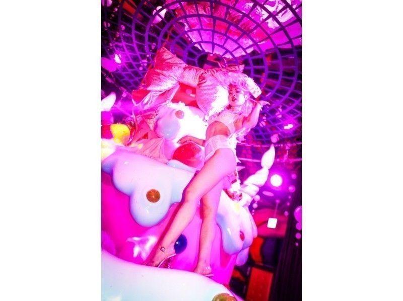 【KAWAII MONSTER CAFE原宿】毎週木曜日限定!バーレスクナイト!の紹介画像