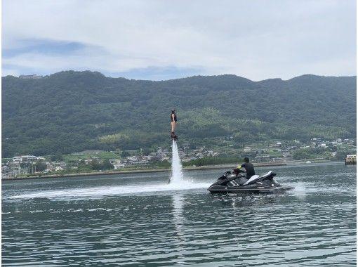 【香川・高松】フライボード体験!20分×2セット★(満足コース)の紹介画像