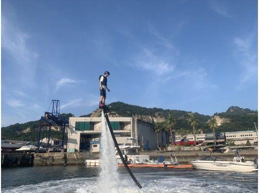 【香川・高松】フライボード&ジェットスキー体験☆(通常コース)の紹介画像