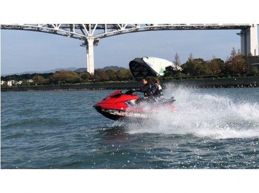 【香川・高松】フライボードやウエイクボード、ジェットスキー1日貸切マリンスポーツパック(1日コース)の紹介画像