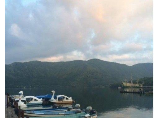 [神奈川/箱根]帶引擎的漁船租賃和天鵝租賃小船!の紹介画像