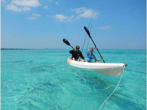 【沖縄・今帰仁村】カヤックフィッシング(3時間)!海の醍醐味、カヤックに乗って釣りをしよう!