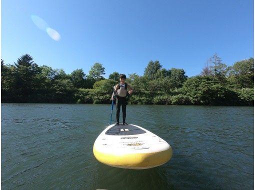 【北海道・ニセコ】初めてでも安心!短時間・低価格で楽しむSUP体験(午後)