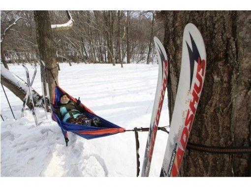 【東北・八幡平】クロスカントリースキー(半日ツアー)小学生からOK・自然を満喫・スキー経験不問!の紹介画像