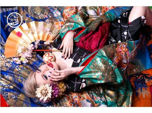 【京都・京都市】女性向け!花魁体験「おとめプラン」京都駅より徒歩3分!の紹介画像