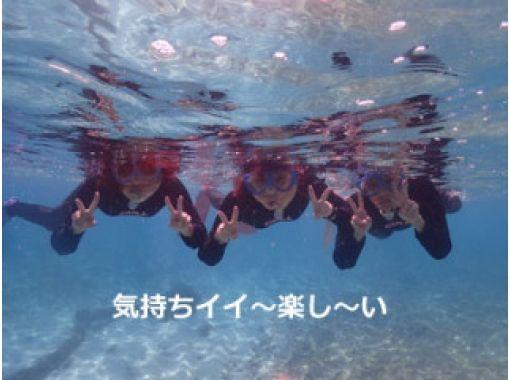 【鹿児島・奄美】小さなお子様も楽しめる☆ビーチシュノーケル