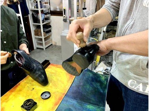 【愛知・名古屋】身だしなみは足元から!靴職人の「靴磨き教室」の紹介画像