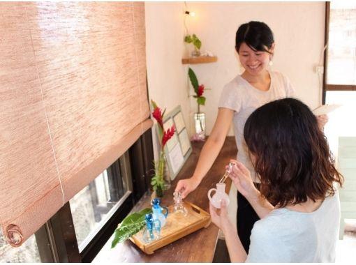【沖縄・石垣島】琉球フェイシャル!贅沢なお顔のトリートメントで健やかな肌へ&アロマセットコース