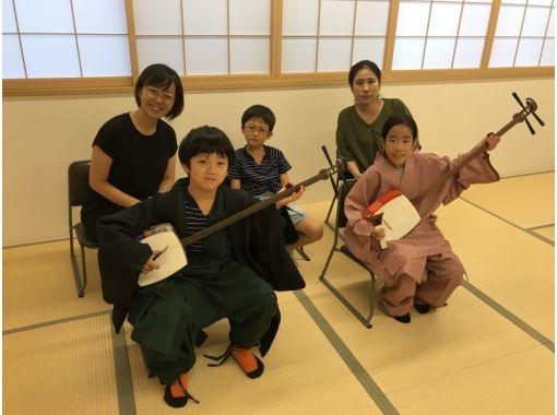 東京でおすすめ!雨の日アクティビティ3位:和太鼓・三味線体験
