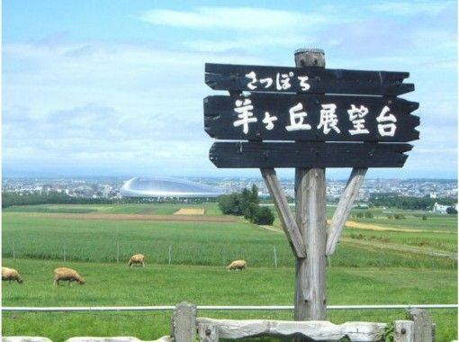 【北海道・札幌】貸切タクシー「札幌観光フリープラン」(半日コース)