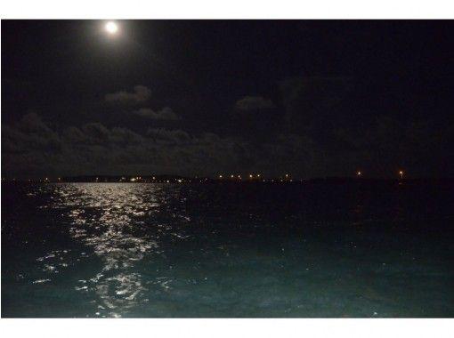 地域共通クーポン利用可!満点の星と夜景の海中道路ナイトカヤックツーリング!の紹介画像