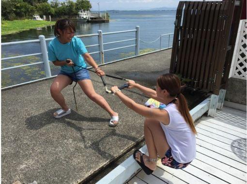 【滋賀・琵琶湖】ウェイクボード!しっかり立てるまで体験プラン♪