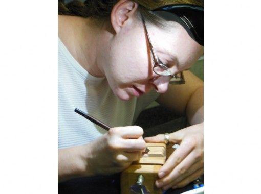 【Hiroshima・City】Tenkoku - Seal Engraving Experience(Personal  Stamp Making)Enjoy Engraved Seal Makingの紹介画像